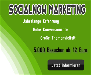 Affiliate Programm Socialnow Marketing