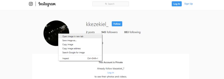 How To: Instagram Profilbild vergrößern in Originalgröße [2019]