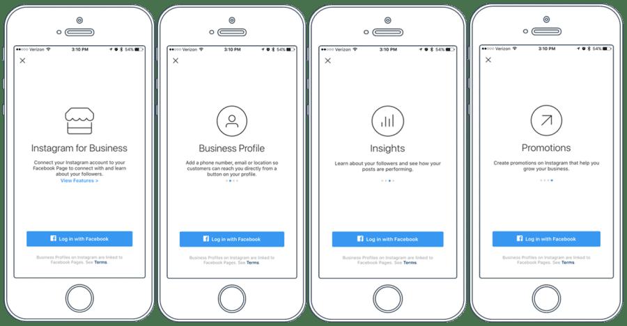 Mythos #3: Der Wechsel zu einem Instagram Business Account wirkt sich negativ auf Sie aus.