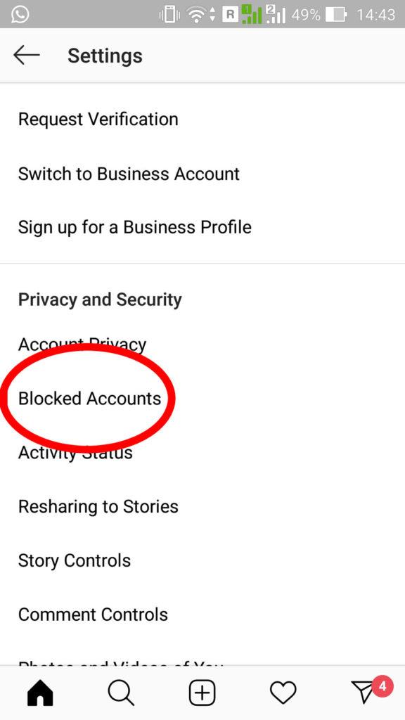 Andere Instagram Nutzer ganz oder teilweise blockieren - Wir zeigen euch wie!