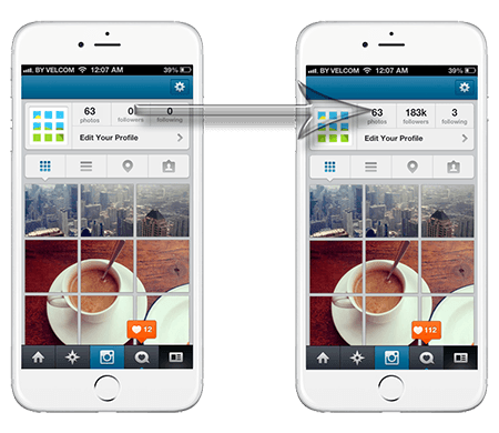Instagram Follower kaufen die Vorteile