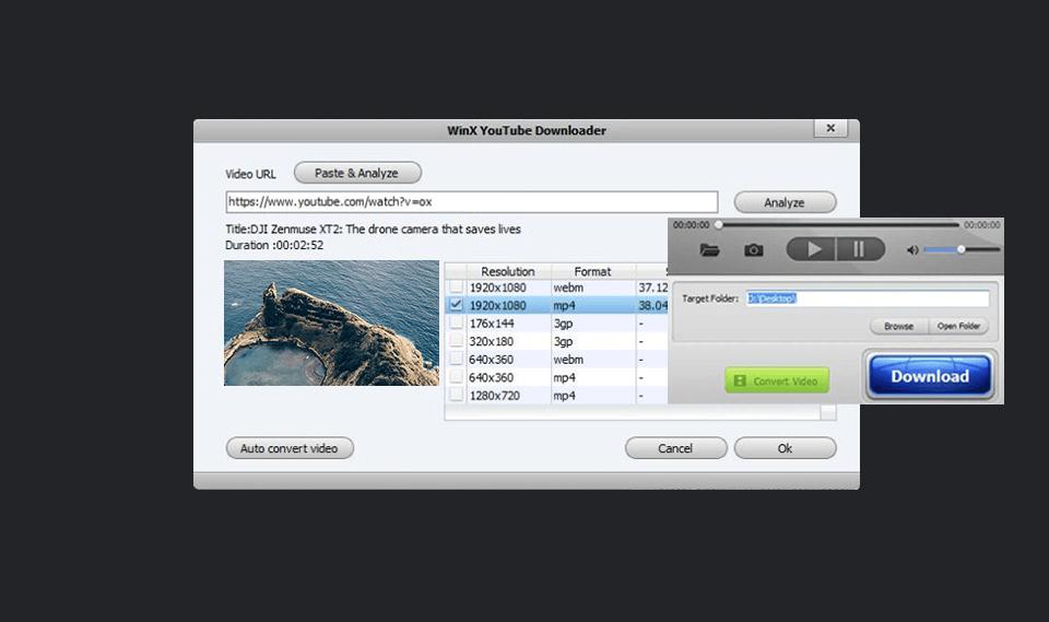 WinX YouTube-Downloader